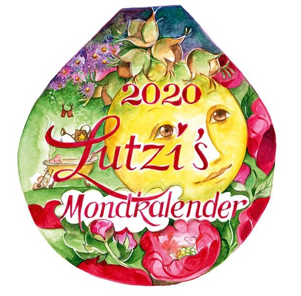 Lutzi's Mondkalender Rund 2020