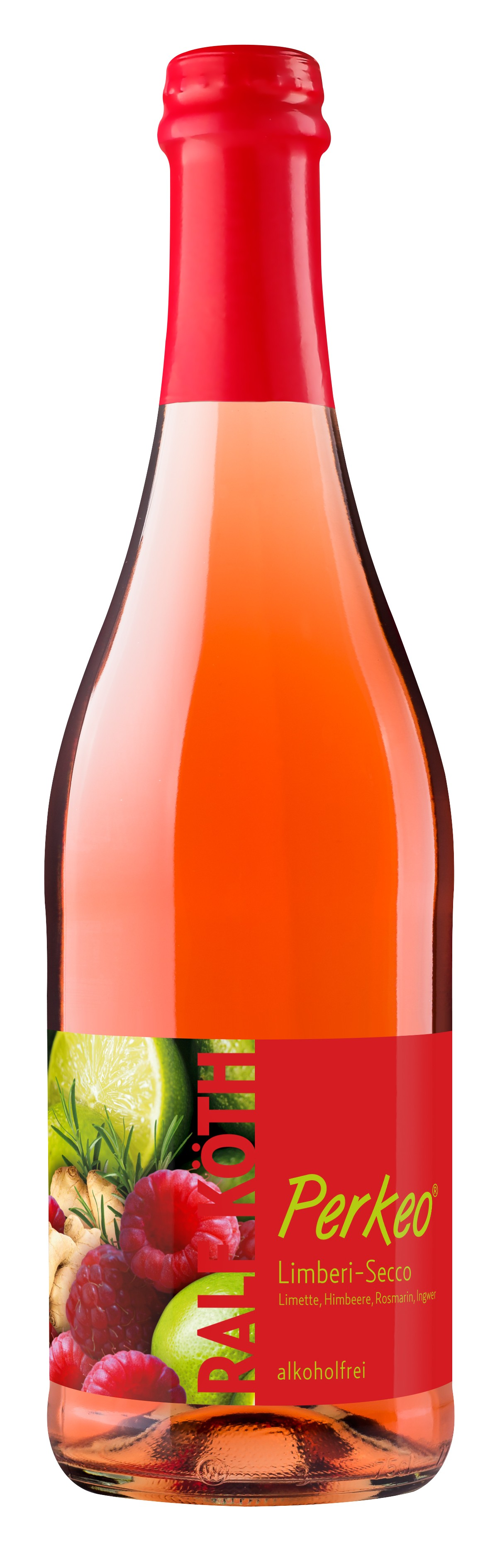 Limberi Secco Perkeo alkoholfrei 750 ml