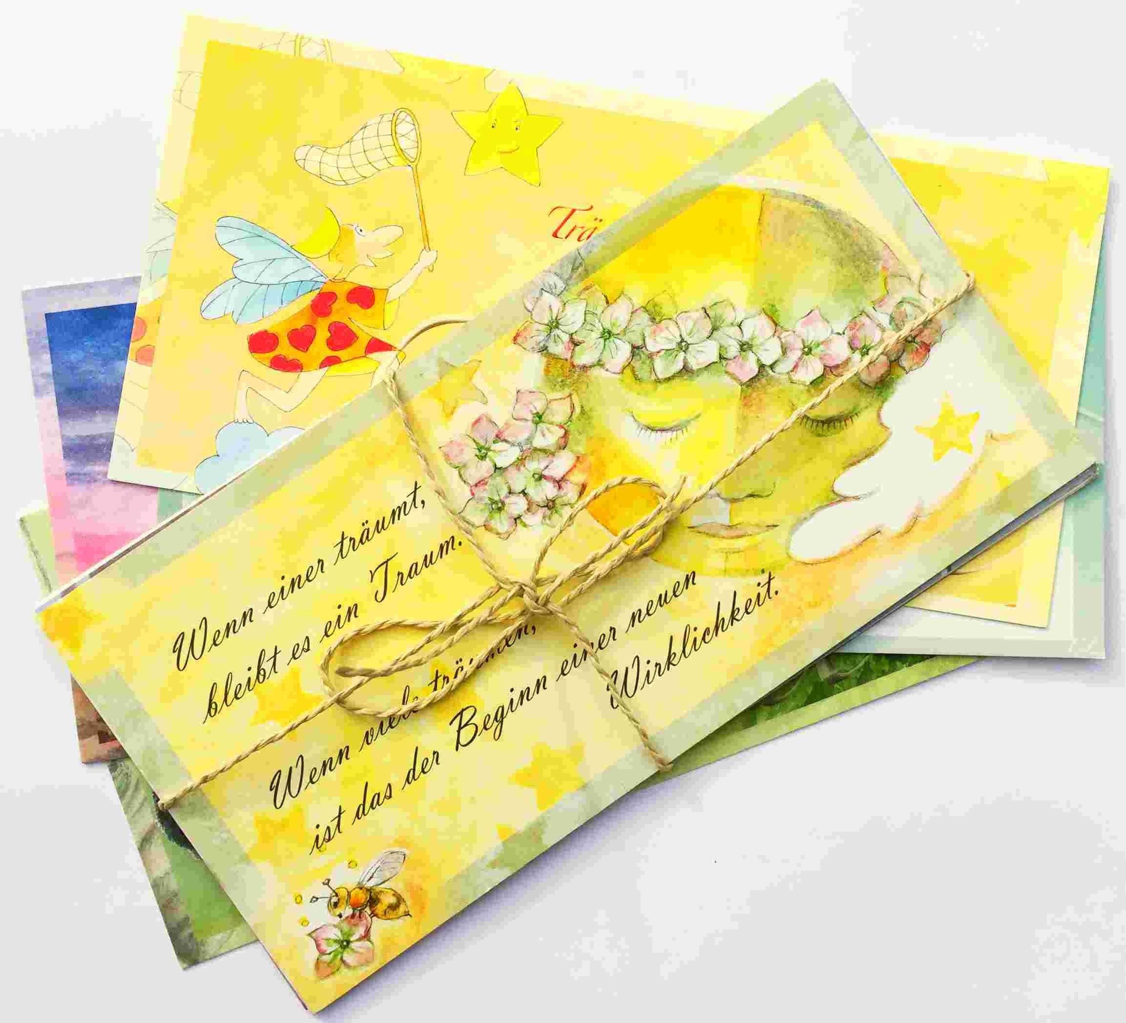 Postkarten von Lutzi