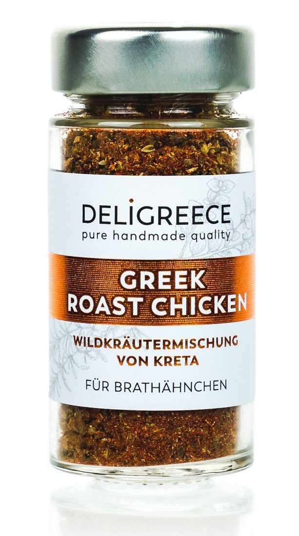 Greek Roast Chicken Wildkräutermischung 15g