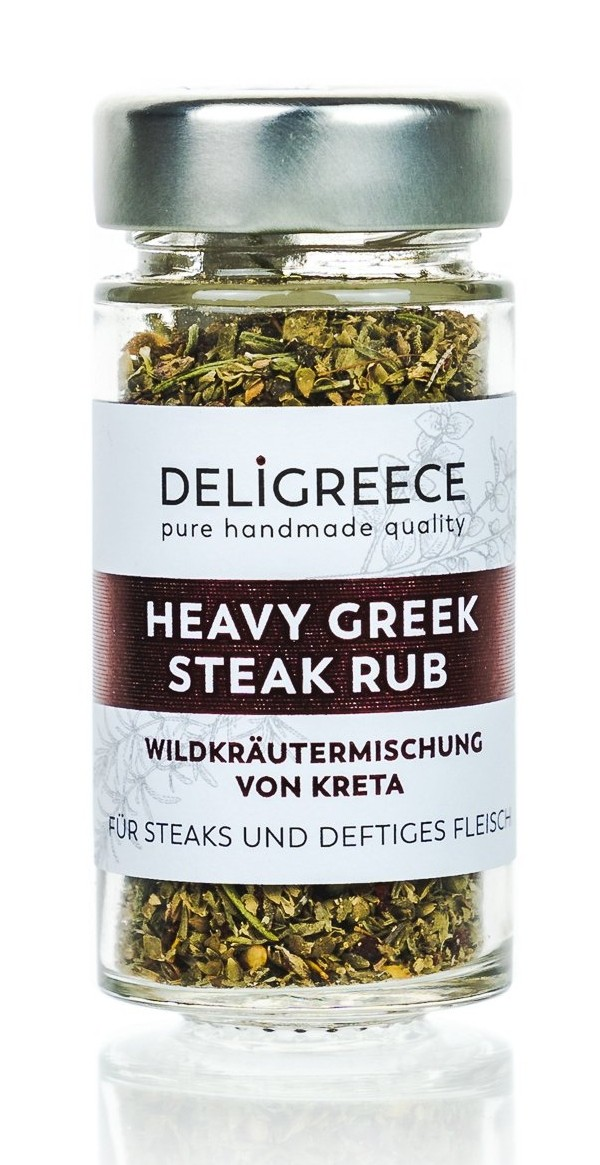 Heavy Steak Rub Wildkräutermischung 15g