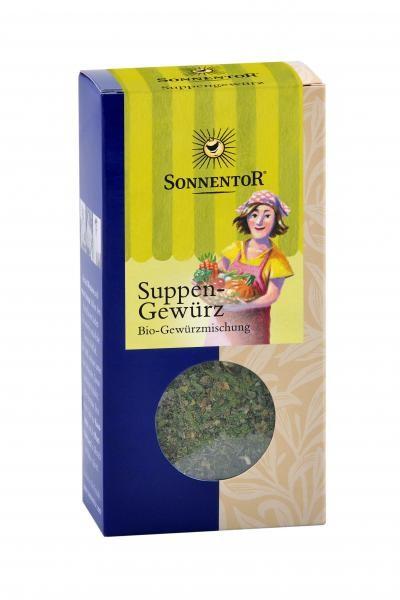 Suppengewürz bio, 25 g