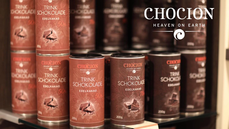 Trinkschokolade Pulver 70% 200g