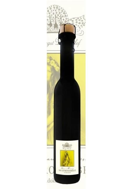 Die Zitronenbraut Essig 250 ml Doktorenhof Flasche
